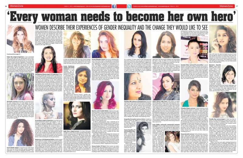 women heroes