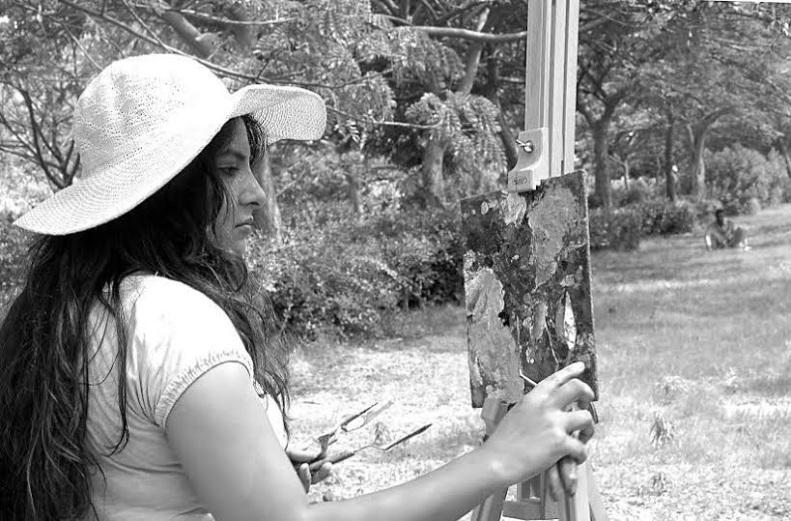 Soraya Sikander 'Contemporary artists Making It Big'